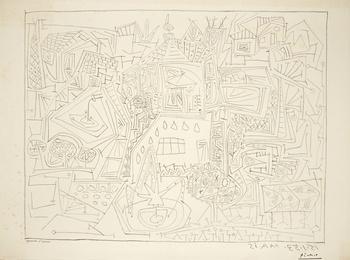 Jardins à Vallauris (B. 733; M. 236)