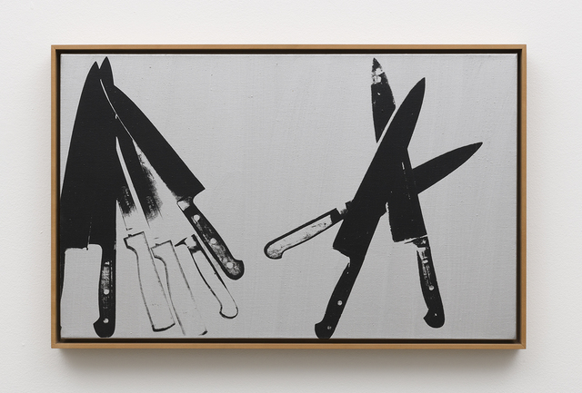 Andy Warhol, 'Knives', 1981-1982, Honor Fraser