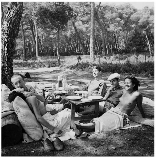 Lee Miller, 'Picnic, Ile Saint-Marguerite , Cannes, France', 1937, Offer Waterman