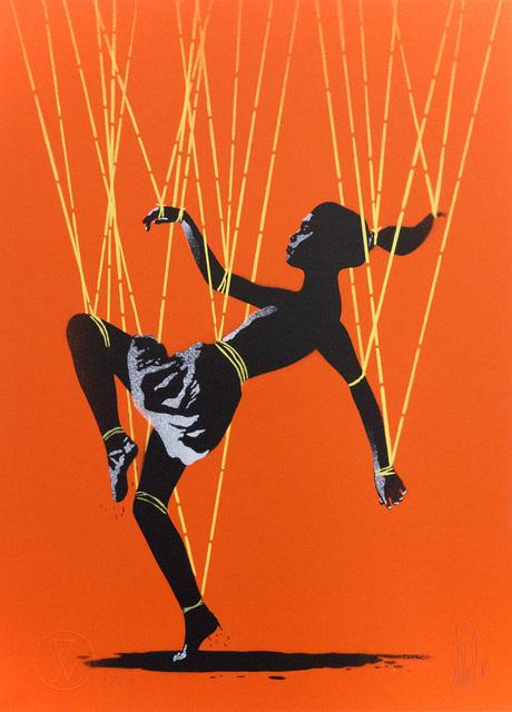 , 'Trip the Light Fantastic,' 2016, Spoke Art