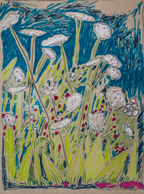 , 'Queen Anne's Lace,' , The George Gallery