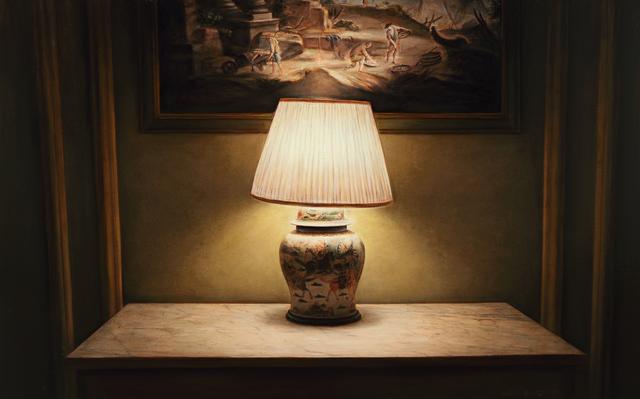 , 'Park Avenue Chinese Porcelain Lamp,' 2010, Gestalten