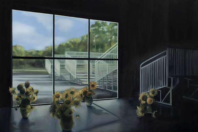 , 'West of Eden 01, (for Vincent van Gogh and Bruce Nauman),' 2017, Fridman Gallery