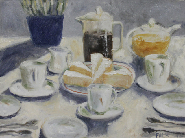 , 'Cake, Coffee, Tea,' 2016, Michael Gibson Gallery