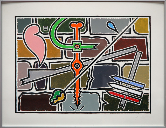 , 'Gadjet,' 1987, David Richard Gallery
