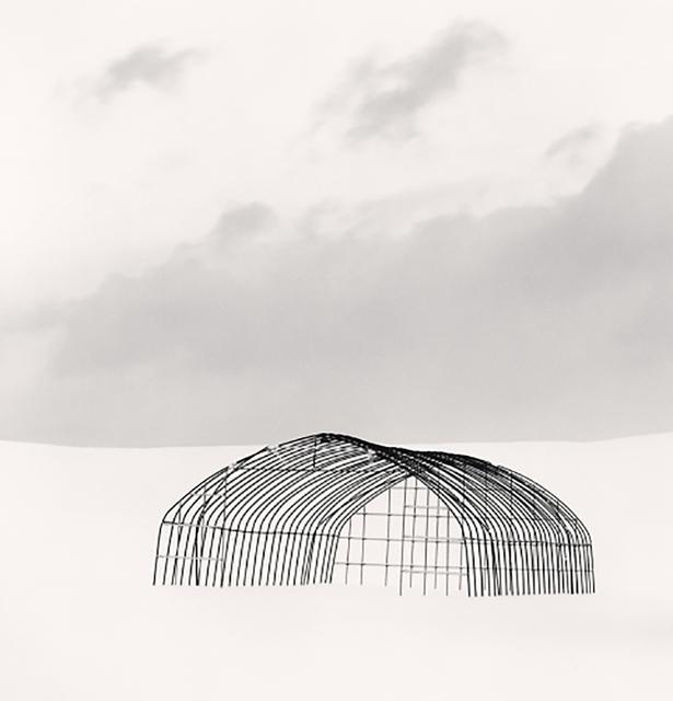, 'Greenhouse Structure, Study 1, Rubeshibe, Hokkaido, Japan,' 2004, Patricia Conde Galería