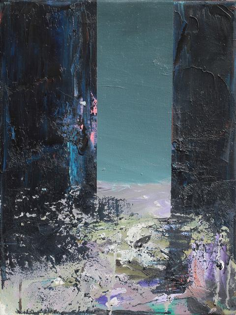 , 'Iron Gates 2,' 2016, Quadro 21 Gallery
