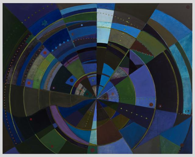 , 'Break of Day,' 2017, Rafius Fane Gallery