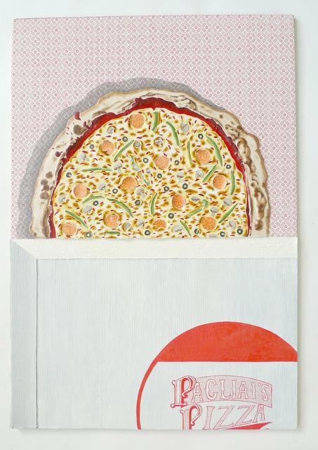 , 'Supreme Pizza,' 2015, P.P.O.W