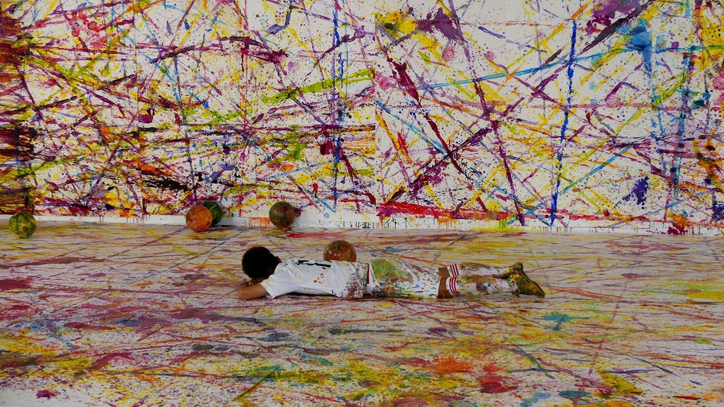 Kyungah Ham: Korea Artist Prize 2016 installation view. Courtesy of Kukje Gallery and the Museum of Modern and Contemporary Art, Seoul.