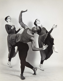Group of approximately four hundred and fifty ballet photographs