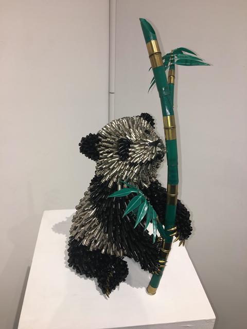 , 'Bamboo Panda,' 2019, Adelson Galleries