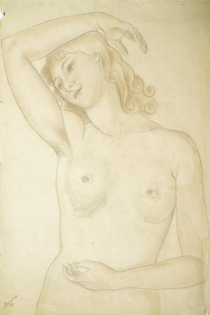 Marie Vorobieff Marevna, 'Femme Nue', 1942, Roseberys