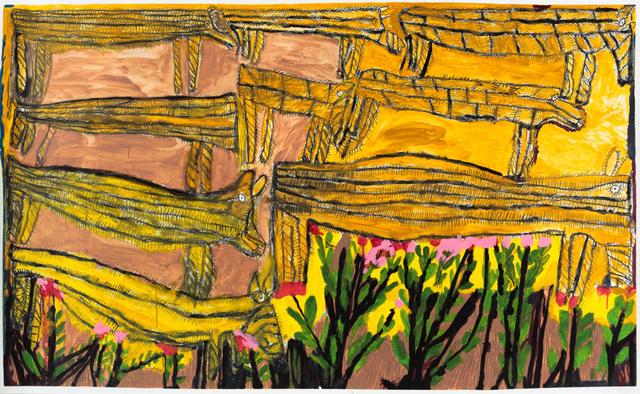, 'Untitled (9 Caballos),' 2017, Creativity Explored