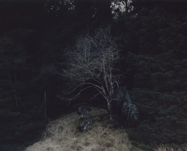 , 'Re-visiting - Glen Loin - Arrochar, May 2012,' 2012, The Photographers' Gallery