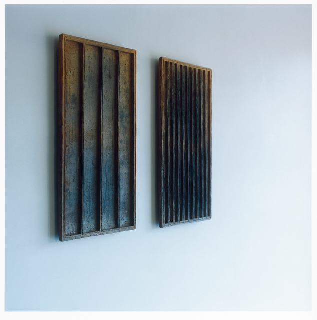 , 'Expansion from the Wall Ⅰ , Ⅱ,' 1999, Gallery 38