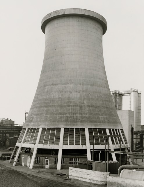 , 'Kühlturm, Lübeck-Herrenwyk, D,' 1983, Ludorff