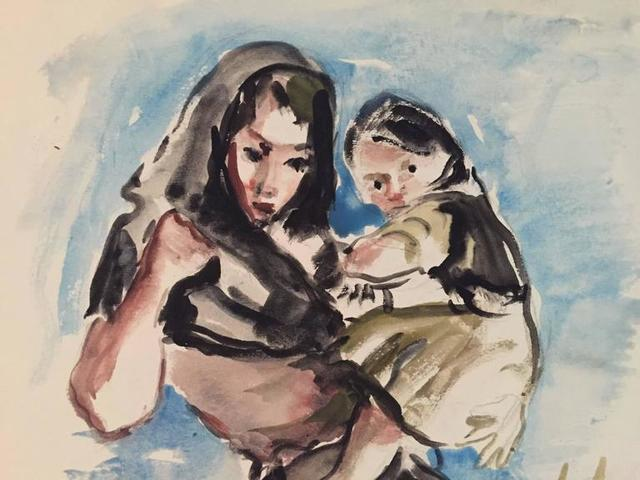 Katherine Librowicz, 'Mother & Child', 20th Century, Lions Gallery