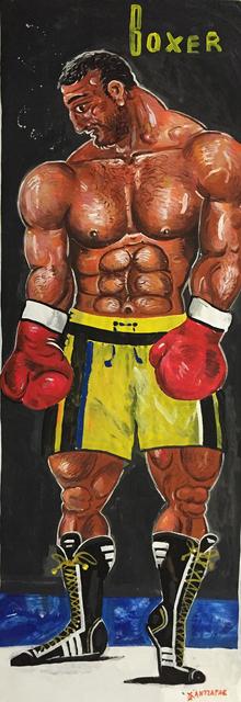 , 'Euthymos - Boxer #4,' 2015, DECORAZONgallery