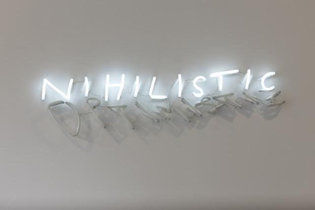 , 'NihilisticOptimistic,' 2012, Blain | Southern