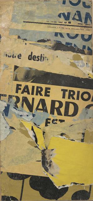 , 'Les À-côtés du quai des Célestins,' 20 mars 1965, Modernism Inc.