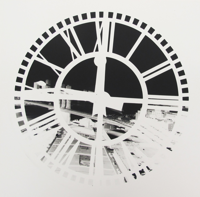 , 'Clock Tower, Brooklyn, June 29,' 2009, Howard Greenberg Gallery