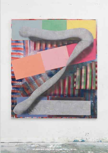 , 'Zanders,' 2016, V1 Gallery