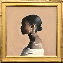 Profile of a Woman