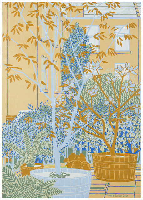 , 'Tubs, Tree and Tenaments,' 2010, Tatha Gallery