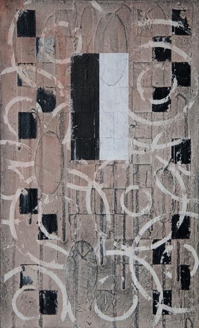 , 'La Pietra e il cerchio XIX,' 2012, Galleria Russo