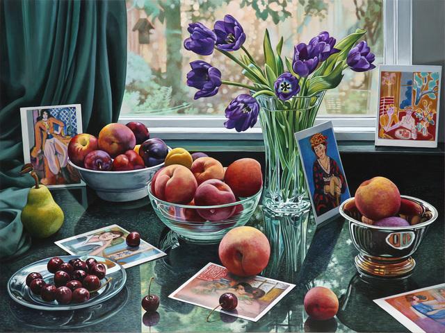 , 'Matisse Still Life,' 2018, Russo Lee Gallery