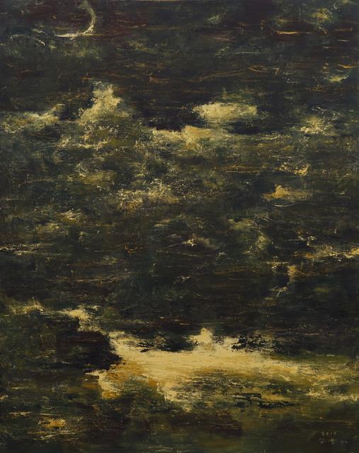 , 'Wind - Light,' 2017, Hakgojae Gallery