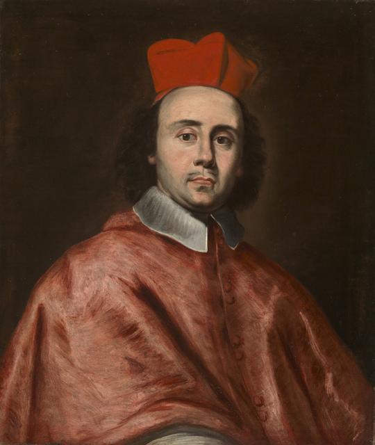 , 'Portrait of Cardinal Fabrizio Spada,' ca. 1675, Brun Fine Art