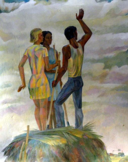Seitmakhan Kalmakhanov, 'Heymaking', 1979, OYANU Gallery