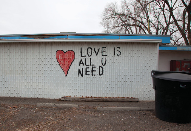 , 'Love is All U Need,' 2019, Fabrik Projects Gallery