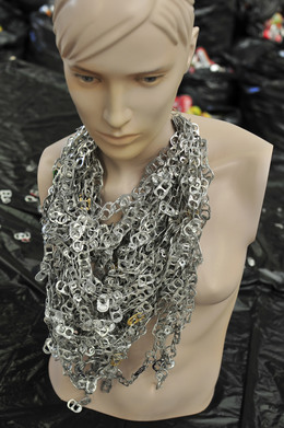 Thomas Hirschhorn, 'Too Too - Much Much Necklace', 2010, Museum Dhondt-Dhaenens
