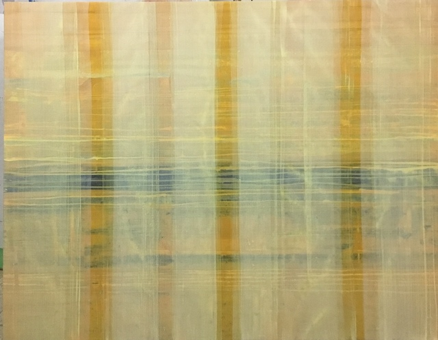 , 'Contemporary painting: Generous Energy Excludes Limits, Anet Duncan,' 2019, PontArte