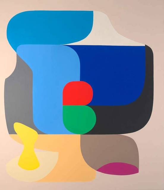 , 'The Living Room,' 2016, OLSEN GALLERY