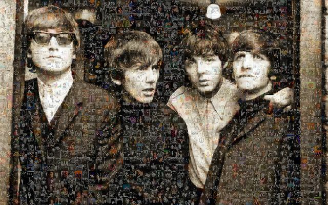 ", 'The Beatles ""Hard Days Night"",' 2015, BOCCARA ART"
