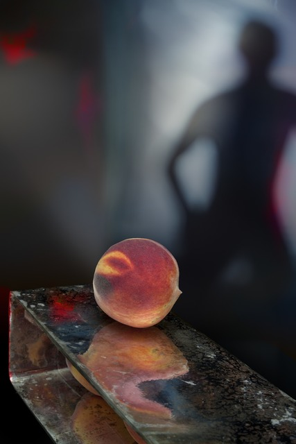 Olivia Parker, 'The Peach', 2012, Robert Klein Gallery