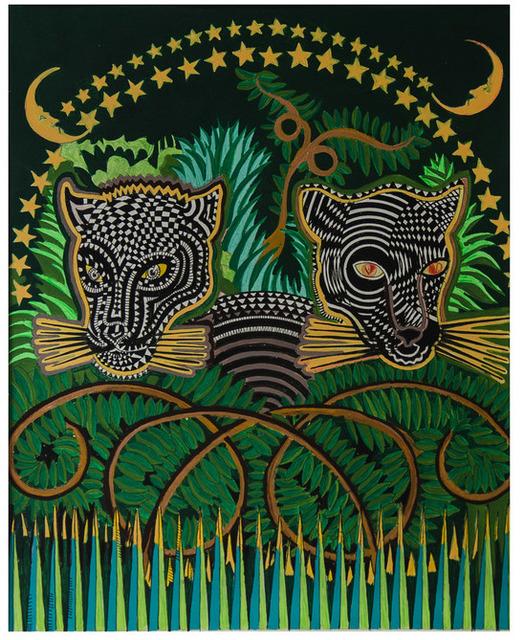Pedro Friedeberg, 'Jaguares ', 2015, Ruiz-Healy Art