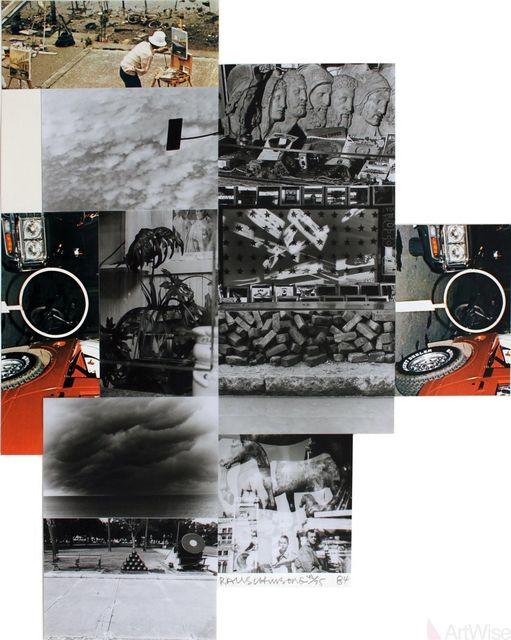 Robert Rauschenberg, 'Untitled', 1984, ArtWise