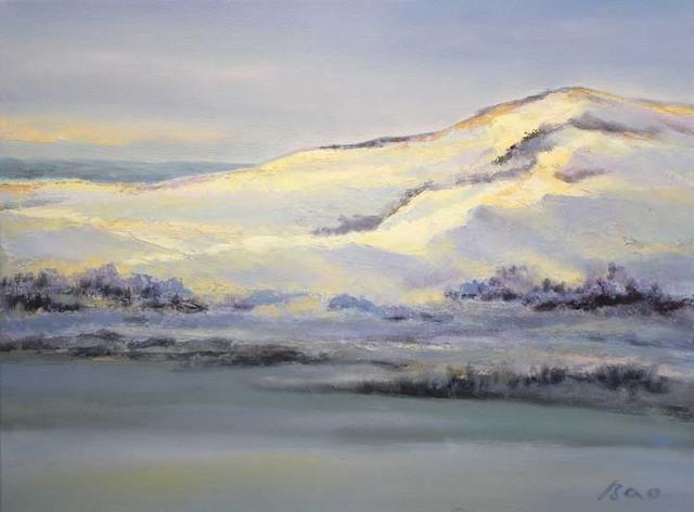 , 'The Sunset in My Memory,' 2018, Tao Water Art Gallery