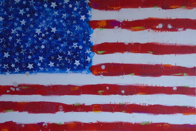 Fabiano Amin, 'USA', 2015, Zenith Gallery
