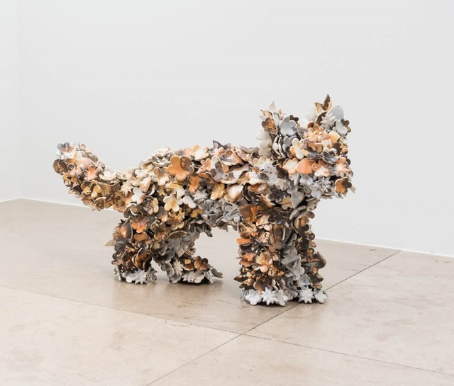 , 'Sculpture 'Tottenham Fox Cub 04',' 2015, David Gill Gallery