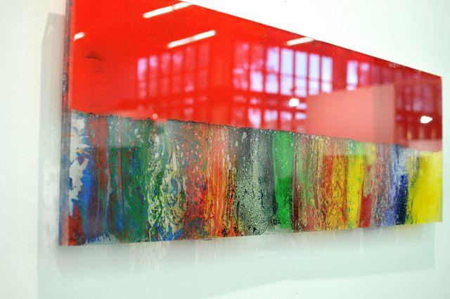 , 'TRANSPARENCE,' 2015, Galerie Artpark Karlsruhe