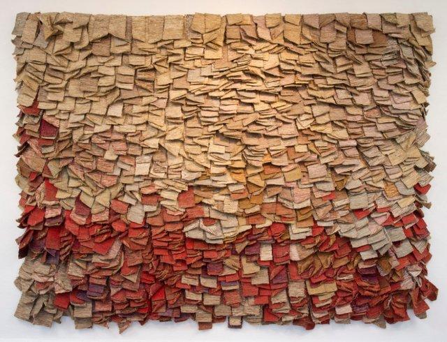 Olga de Amaral, 'Paisaje B', 1976, Bellas Artes Gallery