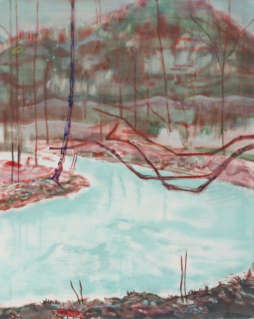 , 'Tracking Light II,' 2016, Tomio Koyama Gallery