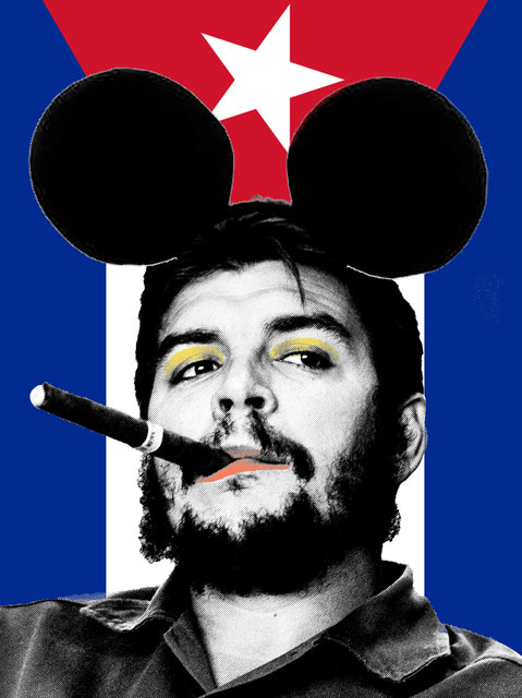 , 'I Went To Disneyland And All I Got Was Cigar (Cuban Che),' 2016, Imitate Modern