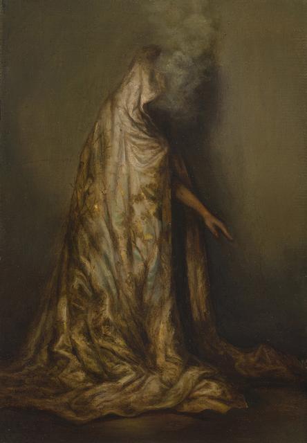 , 'Curtain II,' 2015, TKG+
